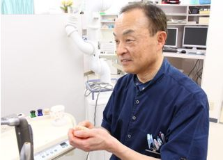 田中歯科金城医院_先生の専門性・人柄1