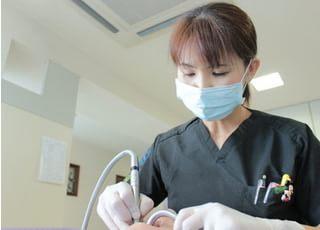 口内のケアにより、治療の必要がない口内環境を目指しましょう。