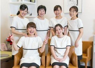 圭介歯科・矯正歯科のスタッフ一同、患者様を笑顔でお迎え致します。