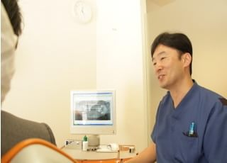 ともき歯科クリニック_患者さまに選んでいただく治療を行っています