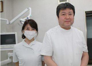 優しい先生とスタッフが診察してくれます。