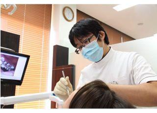 オレンジ歯科痛みへの配慮4