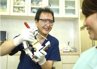 橋本歯科医院 噛み合わせ