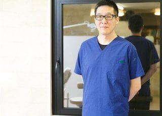 大山歯科クリニック 大山 晋孝 先生 歯科医師 男性