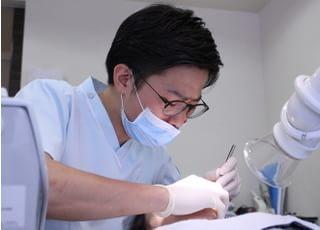 三ノ輪歯科_根管治療1