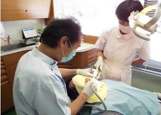 【吉野本町】坂東歯科医院_虫歯3
