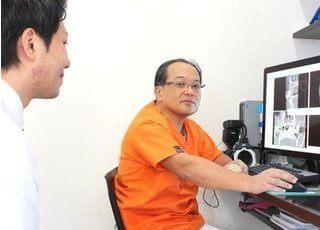 患者様としっかりご相談し、さまざまな治療方法を患者様にご提案させていただいています。