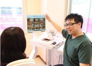 西日暮里歯科クリニック治療の事前説明3