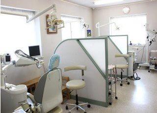 にしおか歯科医院_小さなお子さまの歯科治療・予防