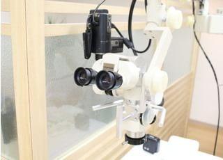 大樹歯科治療院_治療の精度を上げる機器の導入