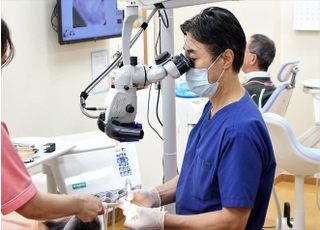 オリエント歯科医院_治療の事前説明2