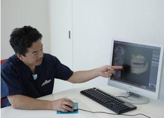 安藤歯科・インプラントセンター東京_治療の事前説明2