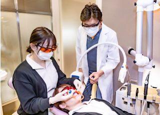 上十条歯科 ホワイトニング