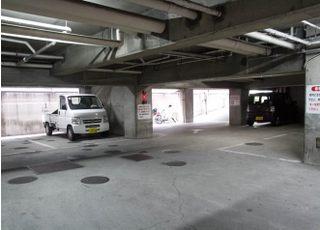 7台分の駐車スペースがございます。