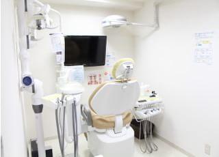 個室の診療室もご用意しております