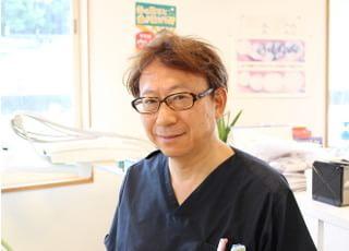 桜桃歯科 上田 裕康 院長 歯科医師 男性
