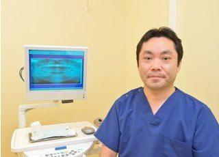 グリーンパーク歯科医院の院長です。