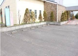 駐車場になります。