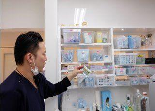 松尾歯科_専用の滅菌室とコンピュータの活用