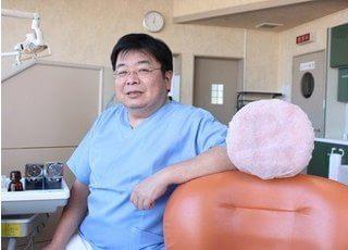 院長です。患者様との信頼関係を大切にした、最適な治療を提供します。