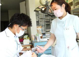 西崎歯科医院痛みへの配慮3