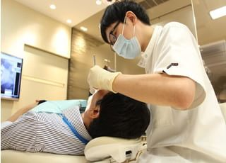 山口歯科医院_無痛治療3