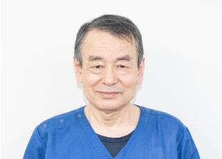 河田歯科【新八丁堀ビル7階】 河田 幸雄 院長 歯科医師 男性