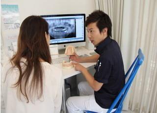 友枝歯科クリニック平尾説明2