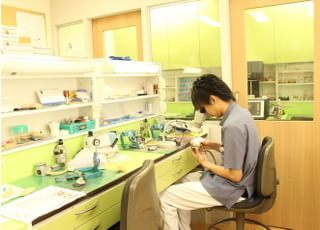 森山歯科クリニックイチオシの院内設備3
