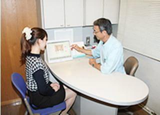 森山歯科クリニック治療の事前説明2