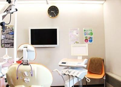 診察室です。