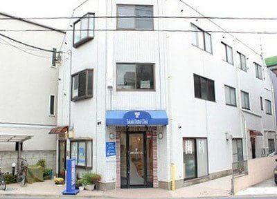 国分寺駅北口より徒歩10分、高田デンタルクリニックです。