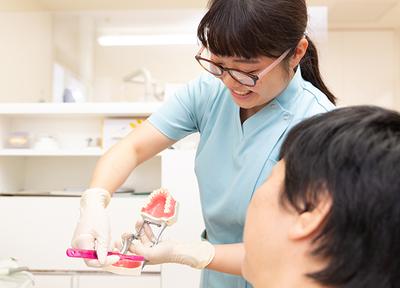 熊谷駅ビル歯科医院 予防歯科