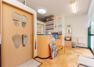 まえかわ歯科クリニック 小児歯科