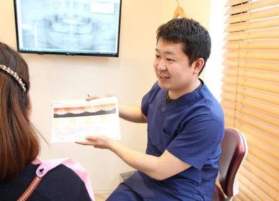 被せ物や詰め物は保険診療、自由診療ともにご用意しています。