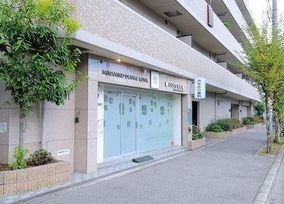 みなみの歯科です。深井駅より徒歩10分の位置にございます。