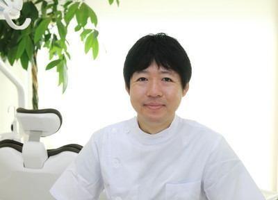 院長の中曽根 直弘です。当院は歯周病治療に力を入れておりますので、お悩みの方は遠慮なくご相談ください。