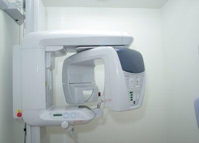 レントゲンを用いた安全で正確な検査が可能です。
