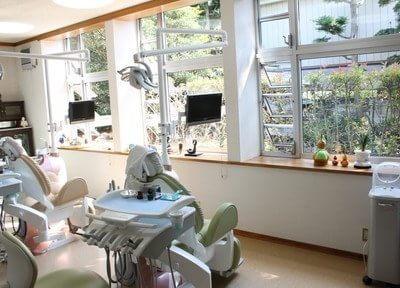診療室内です。