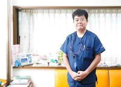 院長の金田一弘です。
