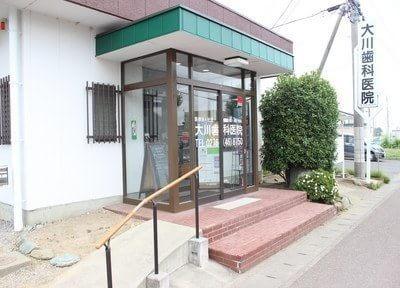 韮川駅より徒歩15分です。駐車場がございますので、お車の方も安心してご来院ください。