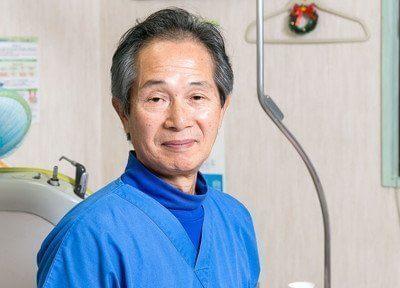 院長の友枝 和夫です。