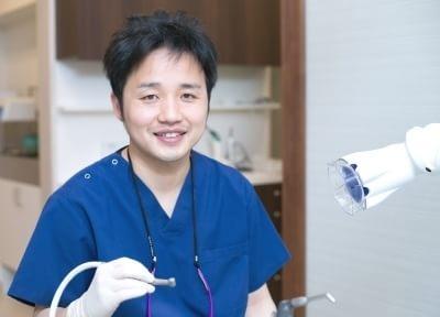 院長の岡本です。桂木の地域に根差す医院を目指します。