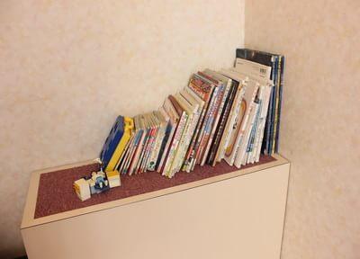 各種お子様用の絵本もご用意しております。