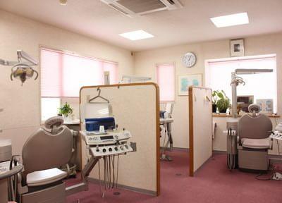 自由診療の入れ歯で歯茎に溶け込みやすいものや、管理しやすく違和感のないものを用意しています