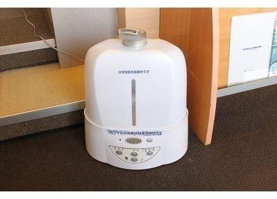 空気清浄機を使用しています。