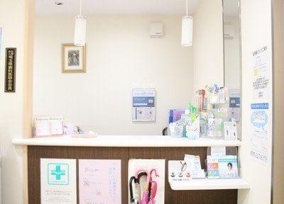 いしはた歯科クリニックの外観です。