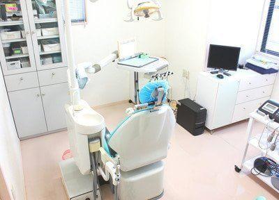 インプラントなど外科治療には、専用の個室診療室を準備しています。