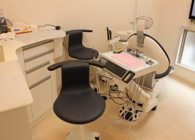 診療室の衛生管理にも気をつけています。