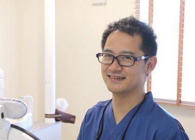 院長の岡田です。患者様コミュニケーションを大切にし治療を行っております。